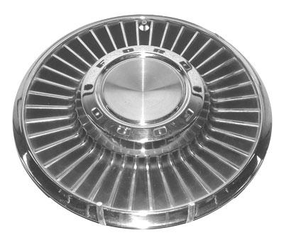 1958 thunderbird hubcaps bird nest thunderbirds