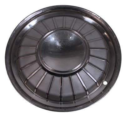 1961-62 hubcap bird nest thunderbirds