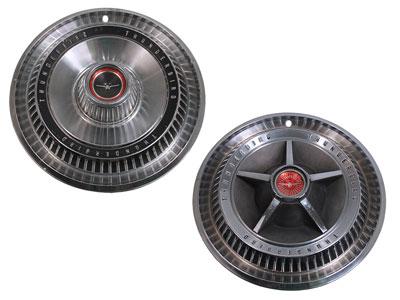 1966 thunderbird hubcaps bird nest thunderbirds